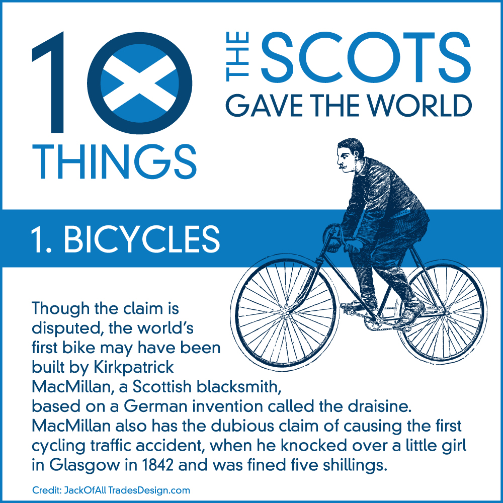 10Things_Scots_01Bicycles