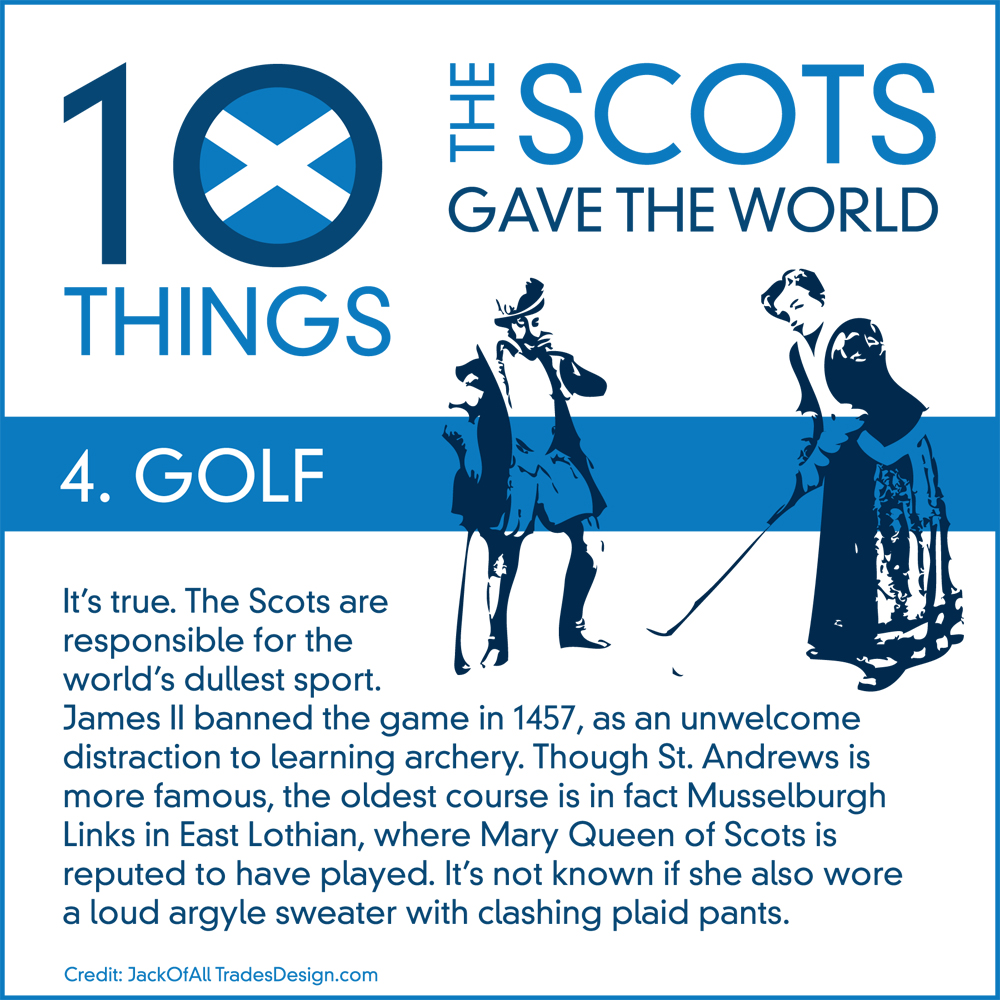 10Things_Scots_04Golf
