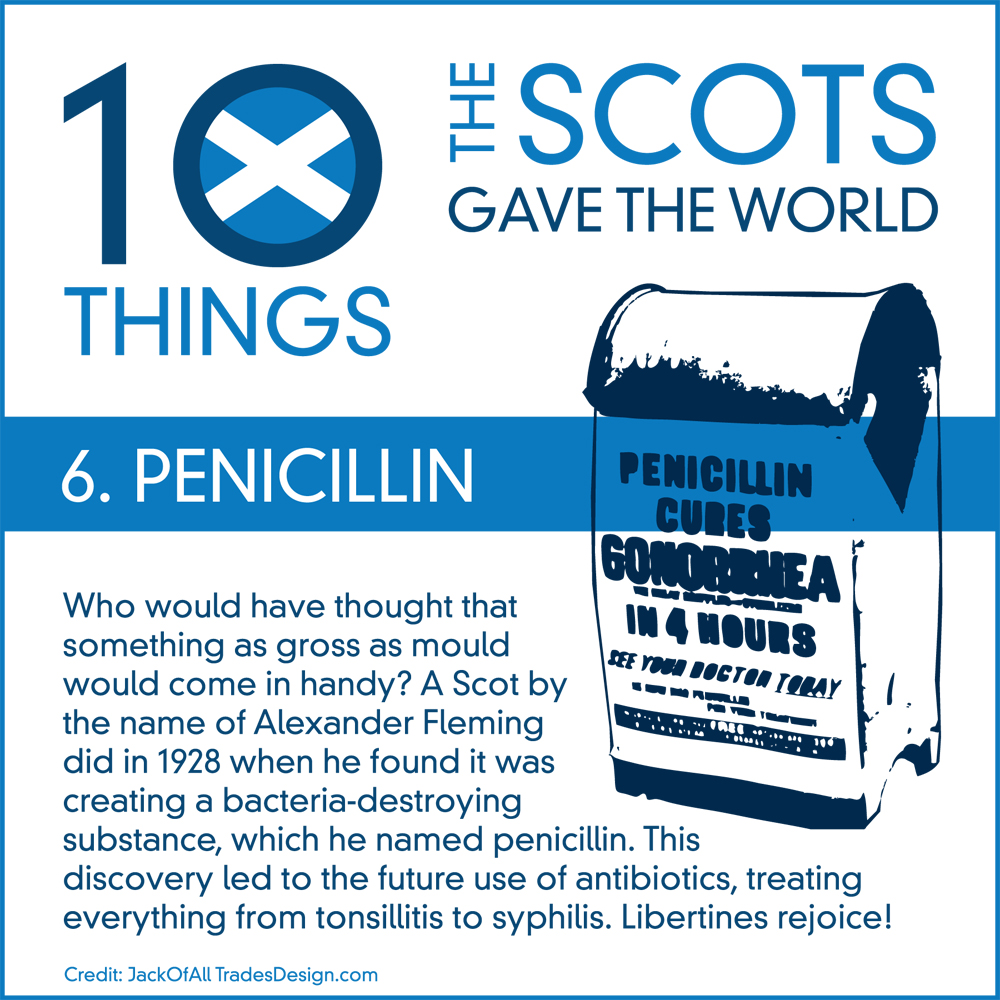 10Things_Scots_06Penicillin