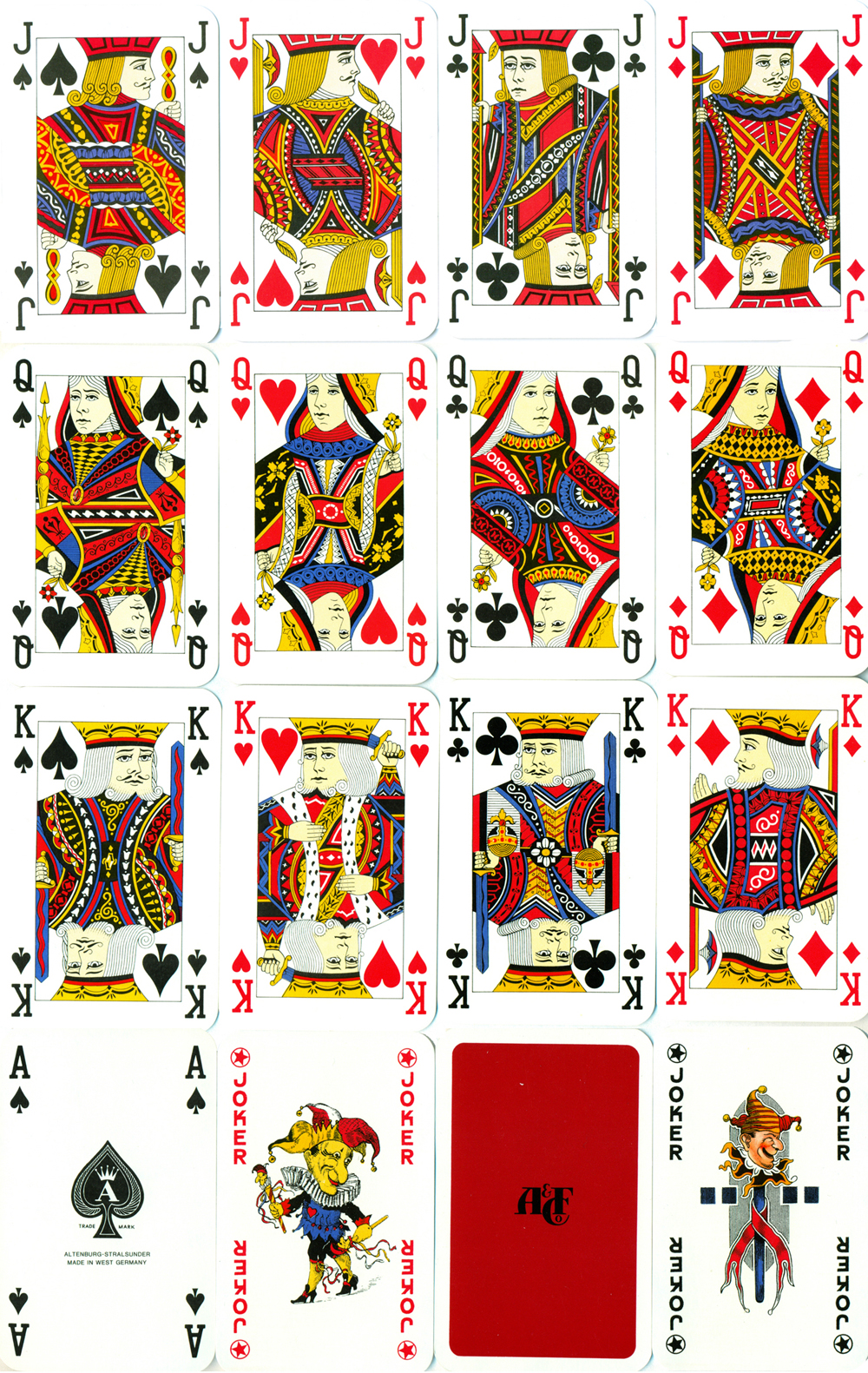 Playing Cards   Jack Of All Trades