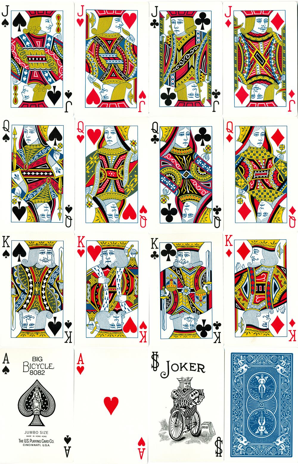 Playing Card Jacks