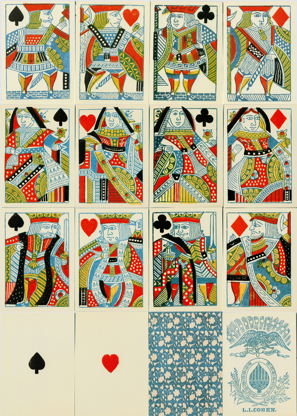 Playing Cards | Jack Of All Trades Design