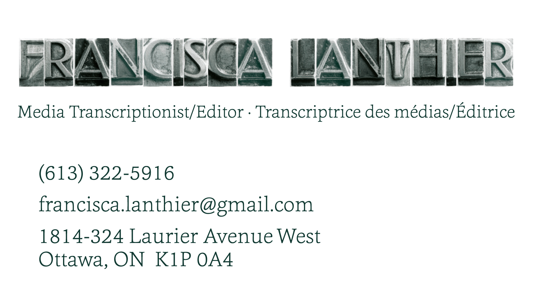 logos and business cards jack of all trades design